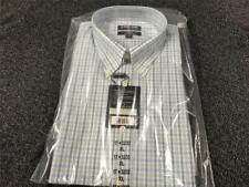 Kirkland Signature Men's Traditional Fit Long Sleeve Dress Shirt, XL,17, 32/33