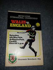 Wales v England, 1976, Home International