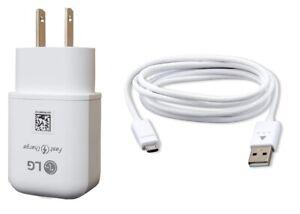Genuine LG Fast Wall Charger LG Micro USB For LG G Pad 10.1/LG G Pad 8.0