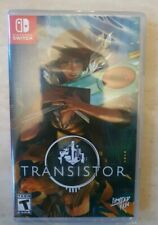 Transistor- Nintendo Switch - Limited Run Games - New & Sealed