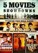 Showdowns: 5 Movies (DVD, 2014) John Wayne, Walter Brennan *FREE Shipping*