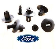 Ford EL EF AU BA BF FG x8 Plastic Clip Retainers XR6 XR8 GTP FPV F6 G6E Turbo