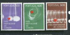 Portugal #1038-40 Mint Hinged