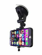 Car Phone Mount - Cell Phone Holder for Car Windshield for iPhone X 8 8 Plus