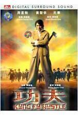KUNG FU HUSTLE Movie POSTER 27x40 Stephen Chow Kwok Kuen Chan Xiaogang Feng Dong