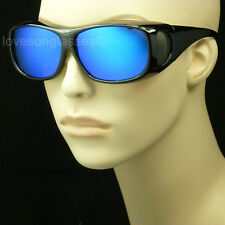 POLARIZED FIT OVER SUNGLASSES COVER GLASSES ALL DRIVE FISH NEW FRAME