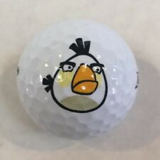 LOGO GOLF BALL-ANGRY BIRDS...THE  WHITE BIRD....