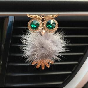 Fashion Bling Car Air Vent Freshener Perfume Clip Aroma Diffuser Decor Ornament