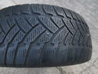 1 x 225/50 R17 94H Winterreifen M+S  Dunlop SP Winter Sport M3  4mm