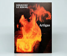 Derriere le Miroir No. 181 - Artigas - First Edition - 1969