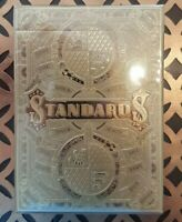 Standards Premuim GOLD Playing Cards Limited Edition New & Sealed Art of Play