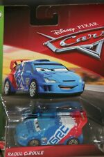 "DISNEY PIXAR CARS 2 ""RAOUL CAROULE"" NEW IN PACKAGE, SHIP WW"