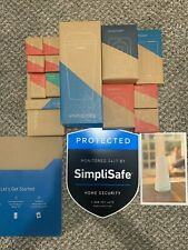 SimpliSafe, The Haven. Home security system NEW!