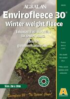 Agralan Envirofleece 30g 2 x 10M Winter Frost Protection Fleece Plant Protection