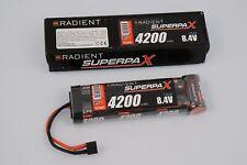 Radient RDNA0100 Batteria Superpax SC 8,4 V 4200 mAh NiMH 6-1 modellismo