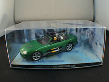 Fabbri James Bond Jaguar XKR die another day neuf en boîte1/43