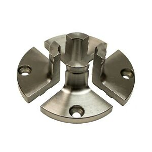 Chuck Nova Pin Jaw Accessory New Tool Jspin Durable Universal Power Silver Flex