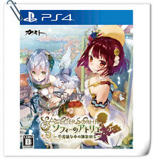 PS4 Atelier Sophie The Alchemist ENG / 蘇菲的鍊金工房 中文 / 日文 Games RPG Koei Tecmo