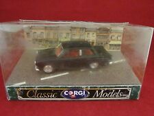 VINTAGE 1989 NOS CLASSIC CORGI MODELS D708 - FORD CORTINA SALOON - GREAT BRITAIN