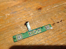 DELL INSPIRON 1525 POWER BUTTON BOARD WITH CABLE