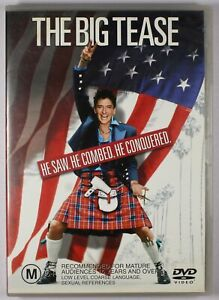 The Big Tease DVD Free Post