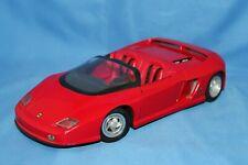 Revell 1/18 Diecast Ferrari Pininfarina Mythos Red Model Car