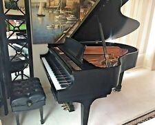 Steinway M Grand Piano With PianoDisc Symphony Pro and Artist Bench