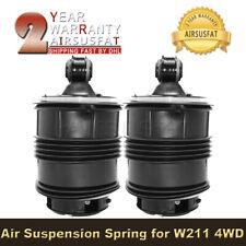 2X Rear R+L W211 Air Suspension Spring For Mercedes E-Class S211 4WD 2113200925