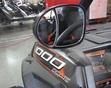 "NEW! POLARIS RANGER 800, 900  Side View Mirror Set (Fits 1.75"" roll bar)"