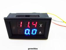 DC 4.5-30V 0-50A with shunt Voltmeter Ammeter Voltage Current Meter 12V 24V 50A