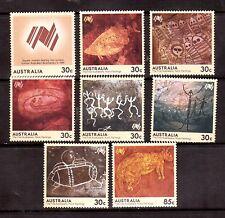 AUSTRALIA 1984 Aboriginal Art set MUH