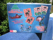 ARTHUR CHRISTMAS MEMORY MATCH GAME CARDINAL~ NEW & SEALED IN THE BOX!
