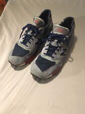 New Balance 998 Made in USA, Sneaker, Limited, Herren Größe 47,5, Blau, Grau