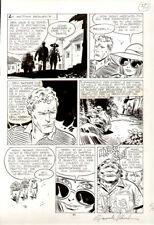 """GIANCARLO ALESSANDRINI  - Martin Mystere n. 2  """" La vendetta di Ra """" p. 52"""