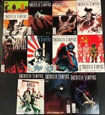 AMERICAN VAMPIRE SECOND CYCLE #1 -11 VERTIGO/DC COMIC BOOK SERIES SCOTT SNYDER