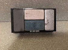 NEU Lidschatten Guerlain Écrin Palette 4 Farben Nr. 05 Les Gris 7,2 g