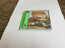Dukes of Hazzard: Racing for Home (Sony PlayStation 1, 1999) ps1 new