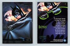 Batman #1 Batman Forever  1995 Fleer Ultra Trading Card