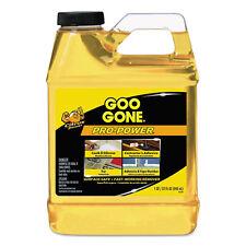 Goo Gone Pro-Power Cleaner Citrus Scent 1 qt Bottle 2112