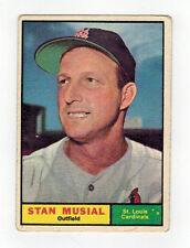 Stan Musial 290 (1961) VG 3