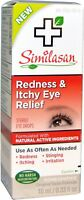 Similasan Irritated Eye Relief Drop 0.33 oz