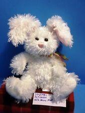 E&J Classics White Bunny plush(310-2798-1)