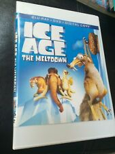 Ice Age The Meltdown WIDESCREEN DVD AND DIGITAL COPY LIKE NEW w Case NO Blu-Ray