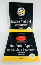 Java For Android Develoment & Android Apps Absolute Beginners Second Edition