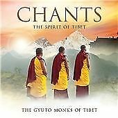 Chants - The Spirit of Tibet, Audio-CD