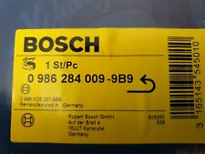 GENUINE BOSCH MASS AIR FLOW METER 0 986 284 009  9B9 BOSCH AIR FLOW SENSOR