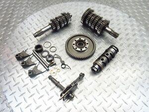 2003 03-06 Ducati 999 Biposto Transmission Gear Drum Fork Shaft