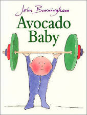 Avocado Baby by John Burningham (Paperback, 1994)