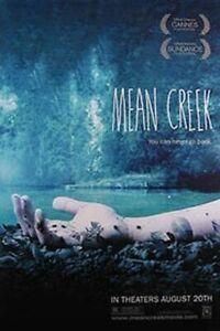 Bedeutet Creek (Einzel Seiten) Advance) Original Filmposter