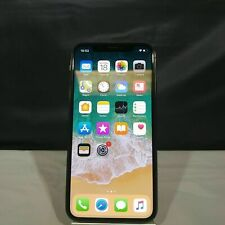 Apple iPhone X 64GB A1865 Space Gray Unlocked Good Condition